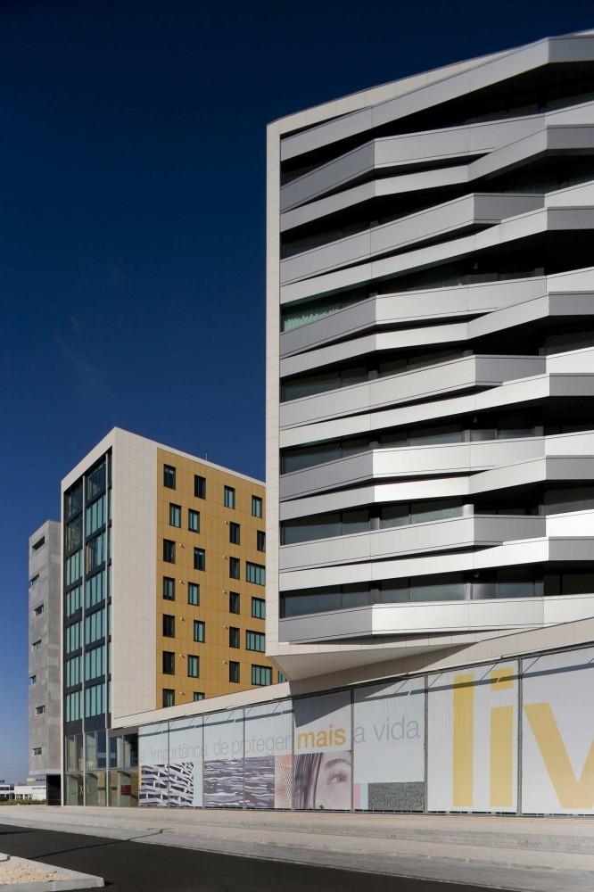 Edificio Residencial en Aveiro - RVDM